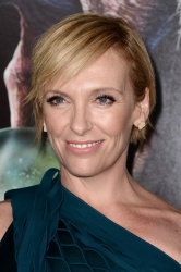 Toni Collette - Krampus Los Angeles Screening @ ArcLight Cinemas in Hollywood - 11/30/15