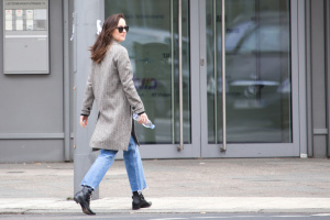 Dakota Johnson - Out & About in Berlin - March 6th 2017