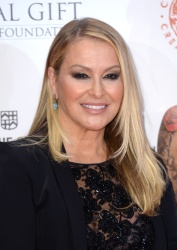 Anastacia - The Global Gift Gala London 2015 @ Four Seasons Hotel in London - 11/30/15