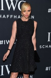 Christina Ricci - IWC Schaffhausen 5th Annual For the Love of Cinema Gala at Tribeca Film Festival 4/21/17