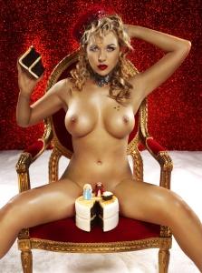 admOOzdt Emily Scott – Topless, Naked – Frank White Christmas Photoshoot (UUHQ) photoshoots
