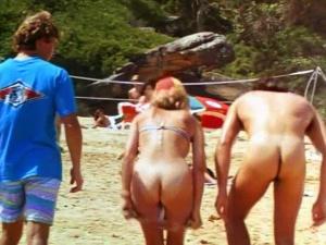 Rebecca Cross, Amanda Newman-Phillips @ Wet and Wild Summer (AU 1992)  LfGNB4rr