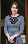 Kate Middleton visits Islington Town Hall Chance UK's in London October 27-2015 x54