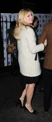 Holly Willoughby at Viva Forever! at the Piccadilly Theatre in London 11th December x18