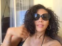 Wendy Davis - bikini Instagram pics, Jamaica 29.4.2016 x2
