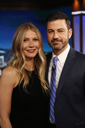 Gwyneth Paltrow - Jimmy Kimmel Live: June 5th 2017