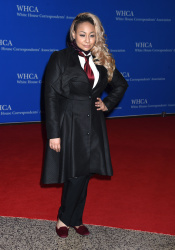 Raven-Symone - 102nd White House Correspondents' Association Dinner @ Washington Hilton in Washington D.C. - 04/30/16