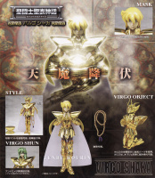 Virgo Shaka Gold Cloth AchZOQTP