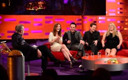 Julianne Moore - The Graham Norton Show Series 18 Episode 19