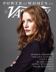 """Jessica Chastain - Variety's """"Power of Women"""" Issue April 2017"""