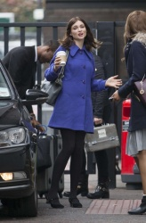 Sophie Ellis Bextor at ITV Studios in London October 30 2014