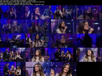 Lucy Hale - Live with Kelly & Michael - 3-19-14