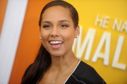 Alicia Keys - He Named Me Malala New York Premiere @ the Ziegfeld Theater in NYC - 09/24/15