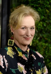 Meryl Streep - Suffragette Premiere @ Samuel Goldwyn Theater in Beverly Hills - 10/20/15