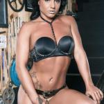Gatas QB - Diana Fontes Frontal Mag (Revista Frontal) Fevereiro 2014