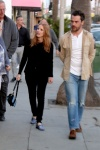 Jessica Chastain - out in Venice Beach 3/28/17