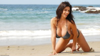 Denise Milani 1920x1080 desktop wallpaper