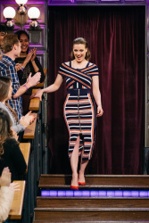 Gillian Jacobs - The Late Late Show with James Corden: March 14th 2017