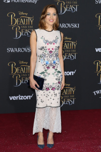 Aubrey Plaza - Beauty & The Beast World Premiere in Los Angeles - March 2nd 2017