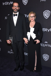 Patricia Arquette - 2016 InStyle & Warner Bros. 73rd Annual Golden Globe Awards Post-Party @ the Beverly Hilton Hotel in Beverly Hills - 01/10/16