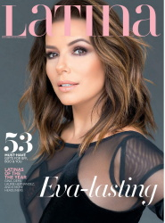 Eva Longoria - Latina Magazine January 2017
