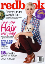 Kaley Cuoco x5 Redbook February, 2015