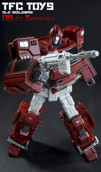 [TFC Toys] Produit Tiers - OS-01 Ironwill (aka Ironhide/Rhino) & OS-03 Medic (aka Ratchet/Mécano) - Page 2 PZm08yDN