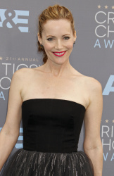 Leslie Mann - 21st Annual Critics' Choice Awards @ Barker Hangar in Santa Monica - 01/17/15