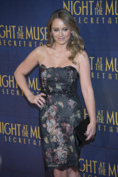 Christine Taylor 'Night At The Museum Secret Of The Tomb' New York premiere 12/11/2014 7