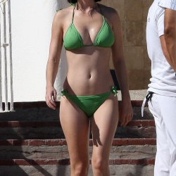 Katy Perry green bikini 41561551