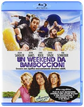 Un weekend da bamboccioni (2010) BD-Untouched 1080p AVC DTS HD-AC3 iTA-ENG
