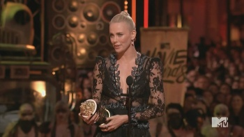 Charlize Theron - MTV Movie Awards 2016 | HD 720p