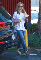 Amanda Seyfried - Out and about in Santa Monica 9/29/16