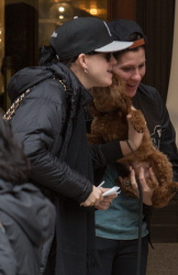 Katy Perry - Shopping In New York - April 1 2015