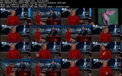 Ronda Rousey - Jimmy Kimmel Live - 12-2-13