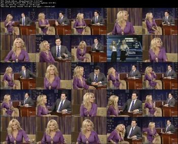Pamela Anderson - Jimmy Kimmel Live - 11-8-05