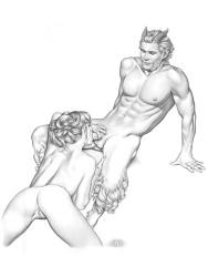 El Trazo Erotico 30