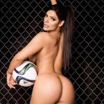 Suzy Cortez Miss Bum Bum Playboy Mexico Agosto 2016