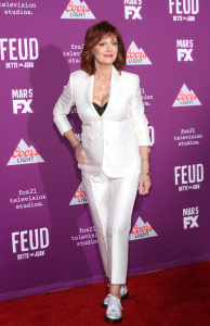 Susan Sarandon - FX's Feud_ Bette & Joan Premiere at Grauman's Chinese Theatre in Los Angeles - March 1st 2017