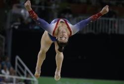 Aly Raisman - Rio 2016 Olympics Games: Women's Floor Finals @ the Arena Olimpica do Rio in Rio de Janeiro - 08/16/16