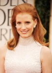 Jessica Chastain - *ADDS* 69th Annual Golden Globe Awards 1/15/12