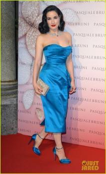 Dita Von Teese Page 7 the Fashion Spot