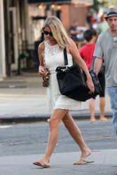 Nicky Hilton - Out and about in New York City  August 18 & 19, 2014