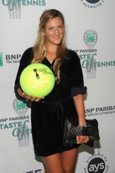 Victoria Azarenka BNP Paribas Taste Of Tennis in New York  (august 22)