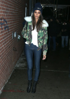 Joan Smalls  Leaves The La 2
