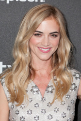 Emily Wickersham - HFPA & InStyle Celebrate the 2013 Golden Globe Awards Season in West Hollywood 11/21/13