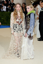 Mary-Kate Olsen and Ashley Olsen - Met Gala 2017 NYC May 1, 2017