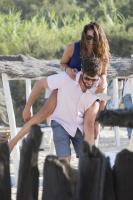 Nina Dobrev with her boyfriend Austin Stowell in Saint-Tropez (July 24) Fs8EGkag