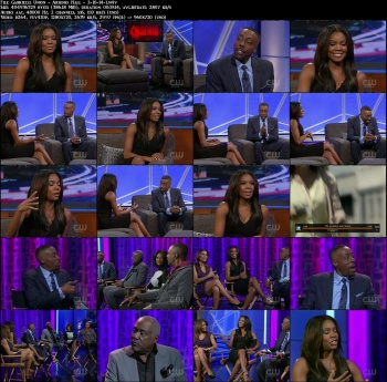 Gabrielle Union - Arsenio Hall - 2-10-14