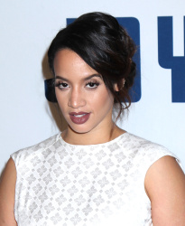 Dascha Polanco - Joy New York Premiere @ Ziegfeld Theater in NYC - 12/13/15